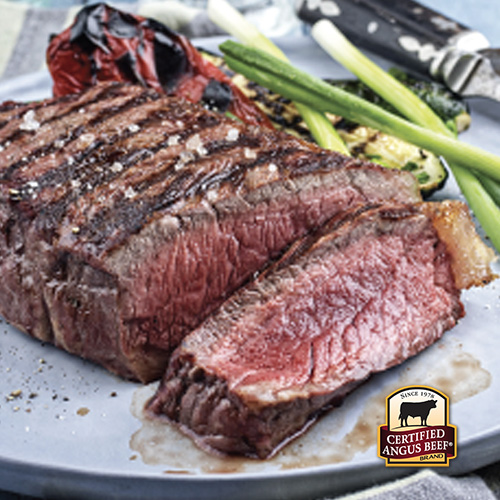 Certified Angus Beef® Brand Top Sirloin Steak $7.99/lb