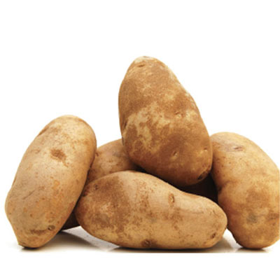 Russet Potatoes 5 lb. bag $1.28