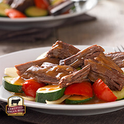 Certified Angus Beef® Boneless Chuck Shoulder Roast $4.99/lb