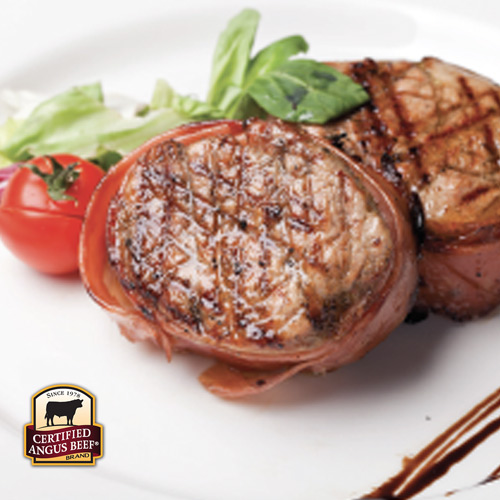 Trig's Seasoned Bacon Wrapped Beef Sirloin Fillets $7.99/lb