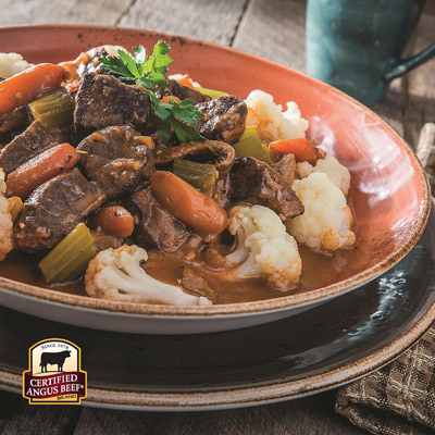 Certified Angus Beef® Beef Stew Meat Family Pack $4.99/lb