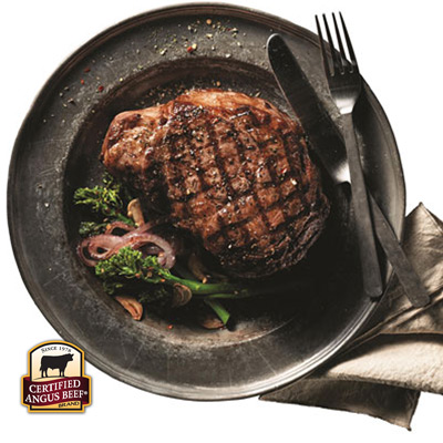 Certified Angus Beef® Boneless Ribeye Steak $9.99/lb