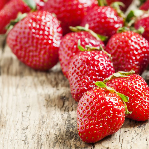 Strawberries (1 lb.) 2/$4