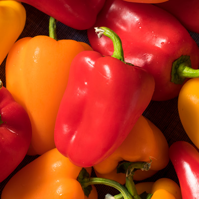 Mini Sweet Peppers 1 lb. bag - Buy One, Get One FREE