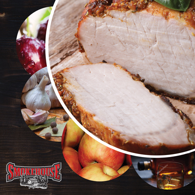 Trig's Smokehouse Marinated Boneless Pork Loin Fillets - Mushroom or Tomato Basil ($1 OFF)