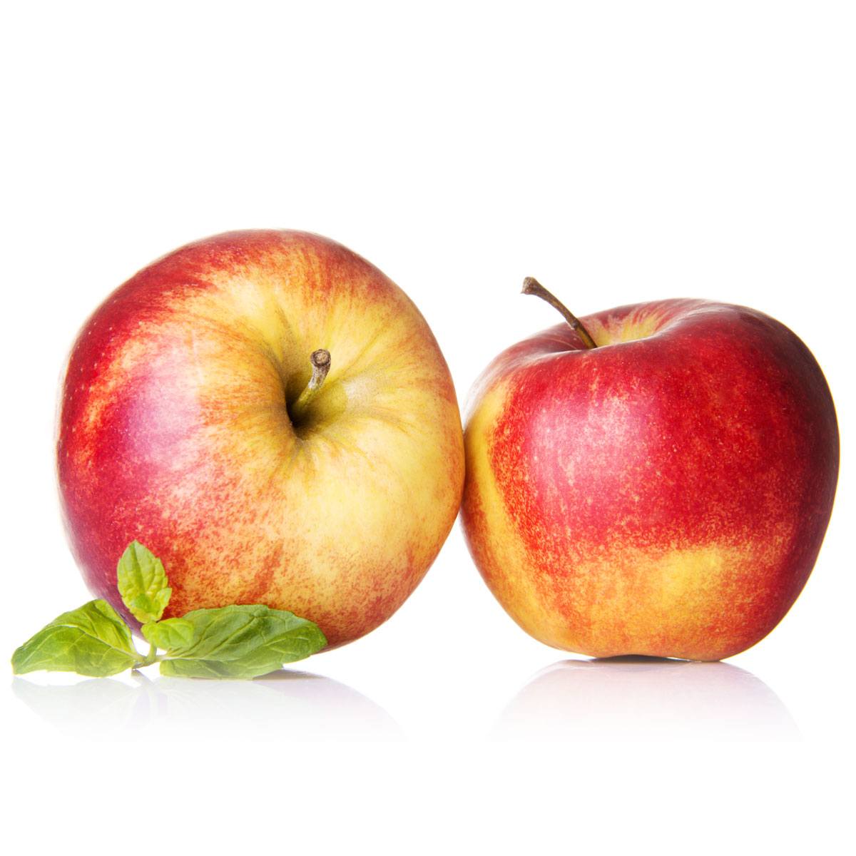 McIntosh, Cortland or Gala Apples $.98/lb