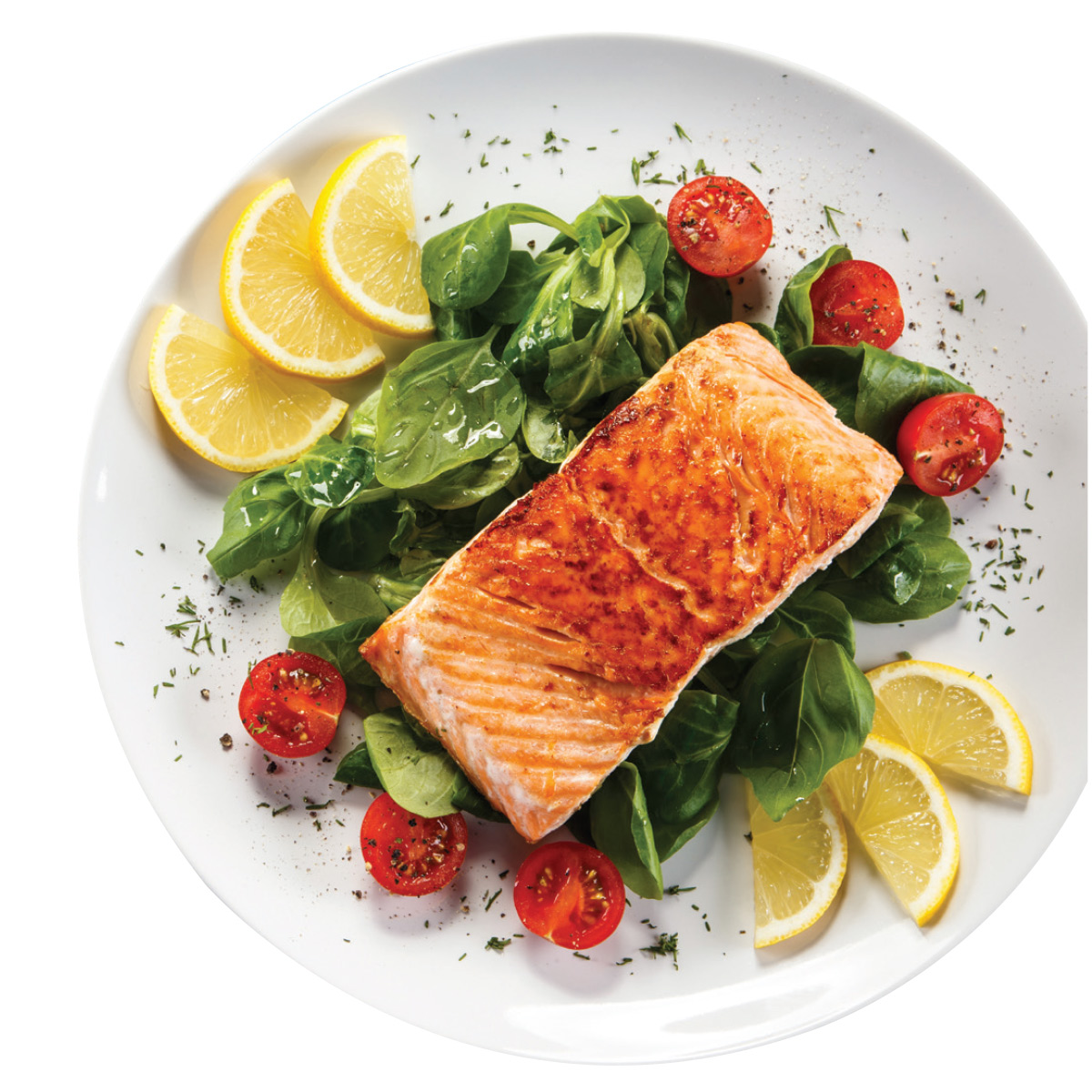 Norwegian Fresh Salmon Fillet $9.99/lb