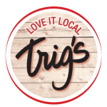 Trig's Love It Local Logo Image Click to Learn More about our locally sourced program.